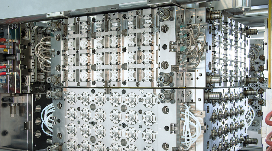 Neueste Würfelwerkzeug-Technologie läuft mit Polykemi PP-Compound